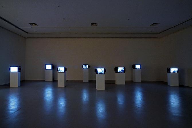 Kuenstlerhaus Bethanien, Daniel Barroca, Studio 2, 15.08. - 31.08.
